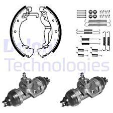 DELPHI Brake Shoe Set For VW Transporter Caravelle T4 90-03