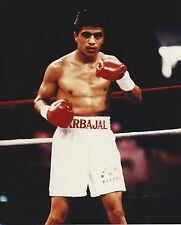 MICHAEL CARBAJAL 8X10 PHOTO BOXING PICTURE