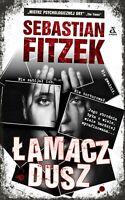 Sebastian Fitzek - Lamacz Dusz [polish book, polen buch]