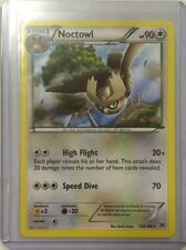 Pokemon Noctowl Breakthrough #120/162