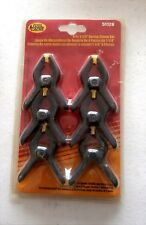 Tool Cache 6 Piece Spring Clamp Set  #51128