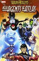 War of the Realms: New Agents of Atlas by Gang-Hyuk Lim,Greg Pak, NEW Book, FREE