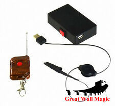 Free Shipping Remote Control Ignition Device -- Magic Trick, Fire Magic