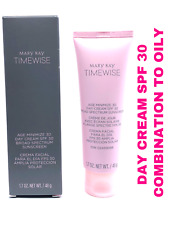 Mary Kay TimeWise Age Minimize 3D Day Cream SPF 30 Combination to Oily