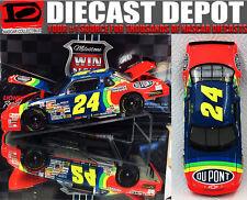 JEFF GORDON 1993 DAYTONA TWIN 125 RACED VERSION DUPONT 1/24 ACTION DIECAST