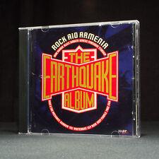 earrhquake Álbum - IRON MAIDEN, Black Sabbath, Rainbow, sí - Música Cd Álbum