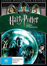 Harry Potter And The Order Of The Phoenix - Adventure - NEW DVD