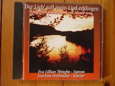 GRIEG Der lieb´ soll mein lied erklingen Joachim Dorfmüller Eva Lillian Thingbo