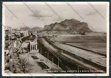 Palermo COLLA Foto FG cartolina D9510 SZI