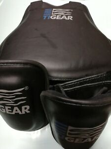 Shocktek by Ti Gear Sparring Set of 3 Pieces  size L