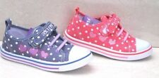 Spring Casual Trainers Canvas Shoes for Girls