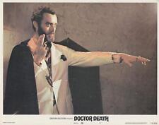 """DOCTOR DEATH""-ORIGINAL LOBBY CARDS-#'S 5,6-HORROR"