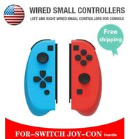 Left + Right Game Controller For Nintendo Switch Joy-Con Gamepad Console Joypad*