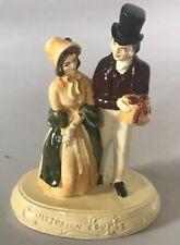 "Vintage (1958) Sebastian Miniatures ""Victorian Couple�"