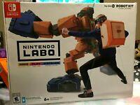Nintendo Switch - Nintendo Labo - Toy-Con Robot Kit (02)  Brand New !