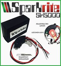 Sparkrite SX5000 Triggerless Electronic Ignition For Lucas 45D Distributors