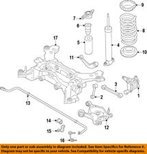 FORD OEM Rear Suspension-Shock Mount DG9Z18A161C