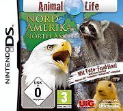 NDS DSi LITE XL gioco Animal Life Nord America DSi-Sostegno fotocamera nuovo