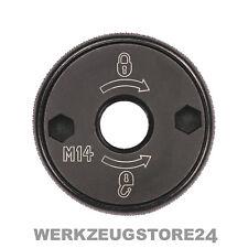 Dewalt Schnellspannmutter M14 DT3559 Spannmutter Winkelschleifer SDS-Clic