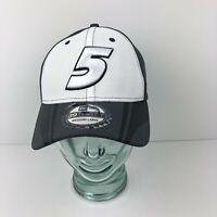 New Era 39Thirty Nascar Kasey Kahne #5 Fitted Hat Size Medium/Large New