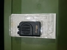 New Motorola Minitor Iii Vhf 2 channel Pager 143-150.99 Mhz (Vhf low) Ham