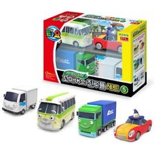 The Little Bus TAYO Friends Special Ver.5 Mini car (Bubba Toni Lucy Big) ICONIX
