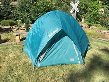 Vintage Eureka 2 Person Dome Tent Backpacking Camping Biking/ Parts Repair