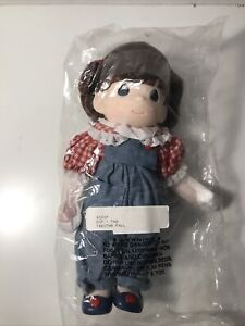 Precious moments dolls Fall girl Tabitha 42239 New In Unopened Cellophane No Box