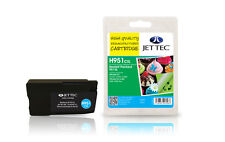 Jet Tec HP951C XL inkjet cartridge high quality replacement for Hewlett Packard