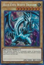 x1 Blue-Eyes White Dragon - CT14-EN002 - Secret Rare - Limited Edition Yu-Gi-Oh!