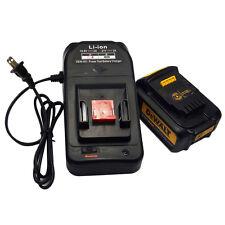 FOR Dewalt DCB101 14.4V-18V MAX Lithium Battery Charger For Drill/Saw/Grinder SS