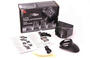 DIGI Finder proX LCD Displaysucher Viewer System Blendschutz für Digitalkameras