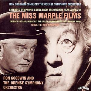 Ron Goodwin - Original Music From The MISS MARPLE Films LP 180g audiophil