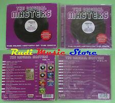 CD ORIGINAL MASTERS DISCO VOL 4 compilation SIGILLATO 2009 CHILLY ERUPTION (C29)
