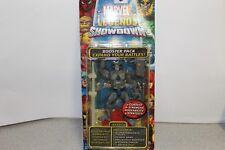 Marvel Legends Showdown Booster Pack Beast Variant Gray 3.75 inch figure Wave 3