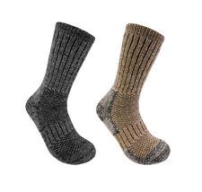 Men's-Woman's Alpaca Wool Heavyweight/Thick Ski/Hiking Crew Socks D200