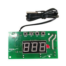 WH7016A AC/DC 12V Digital Temperature Controller Temp Thermostat Switch + Sensor