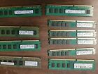 Lot Of 10 / DDR3 PC3 / 8GB / Memory RAM Mix picture