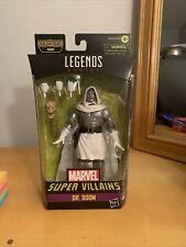Marvel Legends Super Villains Dr. Doom 6-Inch Action Figure (BAF Xemnu Wave)