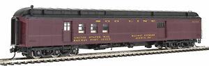 Railway Post Office - Baggage Car 70' Heavyweight - HO - Walthers 920-17407