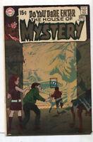 The House Of Mystery #183 FN Neal Adams    DC Comics SA