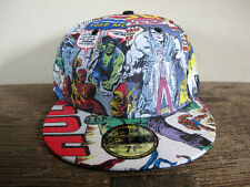 MARVEL x NEW ERA Hulk 59FIFTY Fitted Cap 7 7/8 Ironman Wolverine Avengers comic