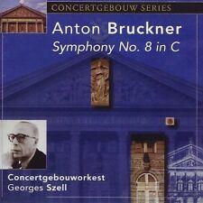 ANTON BRUCKNER - SINFONIE 8 IN C  CD NEUF