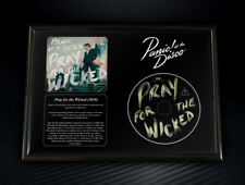 Framed Panic! At The Disco - Pray For The Wicked Memorabilia