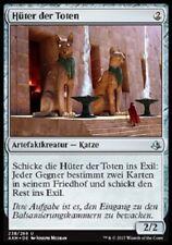 4 Watchers of the Dead / Hüter der Toten (mint, Amonkhet, deutsch)
