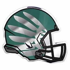 "NCAA Officially Licensed Oregon Ducks Helmet Premium Aluminum Emblem 4""x3.5"""