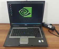 Business CAD Notebook Dell Latitude D820 USB 2GHz nVidia Quadro 100GB DVDRW uvm.