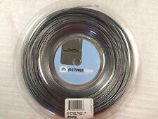 New LUXILON ALU Power ROUGH 125 Silver 16L  220m/726' Tennis String Reel