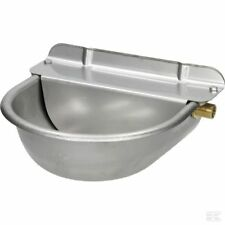 "GALVANISED HORSE STABLE DRINKER - Float Automatic Bowl Cattle Cow Sheep 1/2"" New"
