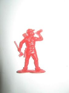 Cereal toys robin hood N.Z. Will Stutley with horn excellent condition  Red